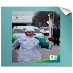 Avi at 2010 Vancouver Olympic Torch Relay - Canvas 20  x 24