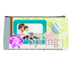 Spring Theme  By Joely   Pencil Case   Vipntgda67g7   Www Artscow Com Back