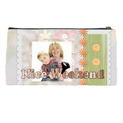 Spring Theme  By Joely   Pencil Case   Hpx60xxy9piv   Www Artscow Com Back