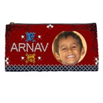 Arnie pencil case