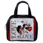 Lotsa Love Classic Handbag - Classic Handbag (One Side)