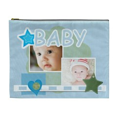 Baby By Joely   Cosmetic Bag (xl)   R1u7801vq8ui   Www Artscow Com Front