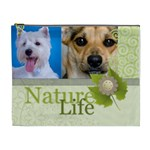 Nature of life  - Cosmetic Bag (XL)