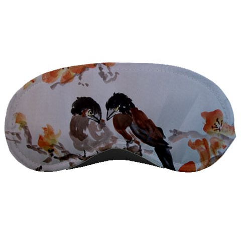Married Couple By Trine   Sleeping Mask   A658d4575w2n   Www Artscow Com Front