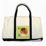 kids - Two Tone Tote Bag