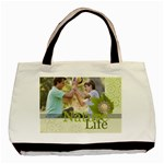 nature life - Basic Tote Bag (Two Sides)