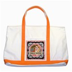 Love of Bag - Two Tone Tote Bag