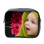 Gerbera - mini toiletries bag - Mini Toiletries Bag (Two Sides)