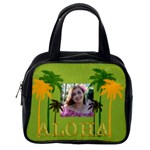 Aloha robin girl - Classic Handbag (One Side)
