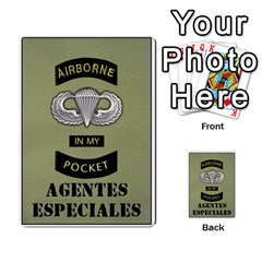 Airborne Imp (juego Base + Rules)  By Doom18   Multi Purpose Cards (rectangle)   Vhteoerqjkx4   Www Artscow Com Back 45