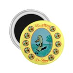 Don t Worry Be Happy - 2.25  Magnet