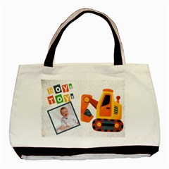 Boys Toys Double Sided Tote Bag By Catvinnat   Basic Tote Bag (two Sides)   Ogvkexprntdx   Www Artscow Com Front