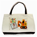 Boys Toys Double sided tote bag - Basic Tote Bag (Two Sides)