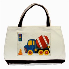 Boys Toys Double Sided Tote Bag By Catvinnat   Basic Tote Bag (two Sides)   Ogvkexprntdx   Www Artscow Com Back