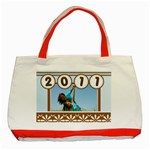 2011 bag - Classic Tote Bag (Red)