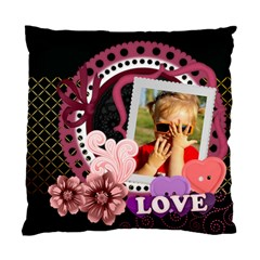 Kids Love By Joely   Standard Cushion Case (two Sides)   Uhjc094r6voj   Www Artscow Com Back