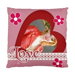 Love Of Case By Joely   Standard Cushion Case (two Sides)   U77b9nvjanyh   Www Artscow Com Front