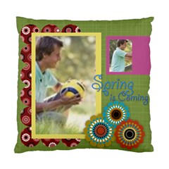 Spring Of Idea By Joely   Standard Cushion Case (two Sides)   Sta9uxtvxyuq   Www Artscow Com Back