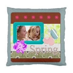 Spring Of Idea By Joely   Standard Cushion Case (two Sides)   Bae3lsbs5mhf   Www Artscow Com Front