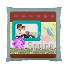 Spring Of Idea By Joely   Standard Cushion Case (two Sides)   Bae3lsbs5mhf   Www Artscow Com Back