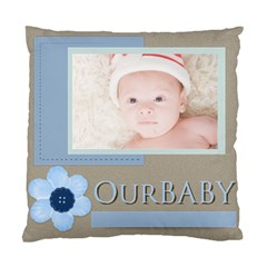 Baby By Joely   Standard Cushion Case (two Sides)   4n5vgivyuicw   Www Artscow Com Front