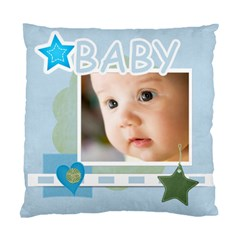 Baby By Joely   Standard Cushion Case (two Sides)   L1maqxxmtmis   Www Artscow Com Front