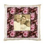 May Blossom Heritage 2 sided cushion case - Standard Cushion Case (Two Sides)