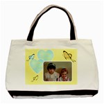 Love sweet Butterflies Tote Bag - Basic Tote Bag