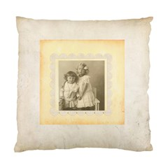 Love Forvber Mom Double Dided Cushion Cover By Catvinnat   Standard Cushion Case (two Sides)   D5812nhnqrch   Www Artscow Com Back
