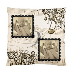 Must Be The Music 2  Double Sided Cushion Cover By Catvinnat   Standard Cushion Case (two Sides)   Takv7f9meoy5   Www Artscow Com Back