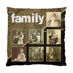 Family Love Multi frame  Double sided cushion cover - Standard Cushion Case (Two Sides)