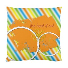 Cushion Case   2 Sides   Summer! By Angel   Standard Cushion Case (two Sides)   13iyq29wazvr   Www Artscow Com Back