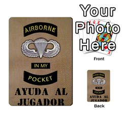 Airborne Imp  Base Sin Eventos+reglas  Espa?ol  By Doom18   Multi Purpose Cards (rectangle)   Sjjyqnj81xzk   Www Artscow Com Back 50