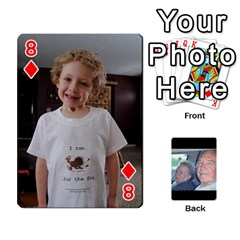 Grents Cards By Laura   Playing Cards 54 Designs   U9qd1m6neagz   Www Artscow Com Front - Diamond8