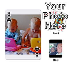 Grents Cards By Laura   Playing Cards 54 Designs   U9qd1m6neagz   Www Artscow Com Front - Club8