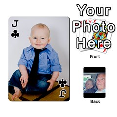 Jack Grents Cards By Laura   Playing Cards 54 Designs   U9qd1m6neagz   Www Artscow Com Front - ClubJ