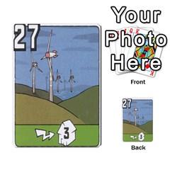 Funkenschlag + Promos By Gabriel   Multi Purpose Cards (rectangle)   7ugrocndrc4w   Www Artscow Com Front 24