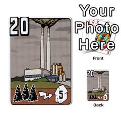 Funkenschlag + Promos By Gabriel   Multi Purpose Cards (rectangle)   7ugrocndrc4w   Www Artscow Com Front 31