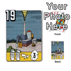 Funkenschlag + Promos By Gabriel   Multi Purpose Cards (rectangle)   7ugrocndrc4w   Www Artscow Com Front 32