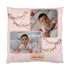 Almofada Julia By Evelyn Sayuri Costa   Standard Cushion Case (two Sides)   Rm6w2ls5cvy2   Www Artscow Com Front