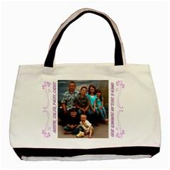 Nancygrandkidsbag By Donna   Basic Tote Bag (two Sides)   Kb9x3kugb3eg   Www Artscow Com Front