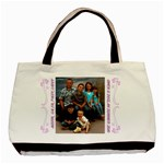 nancygrandkidsbag - Basic Tote Bag (Two Sides)