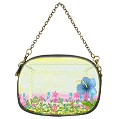 Eggzactly Spring Purse 1 By Lisa Minor   Chain Purse (two Sides)   39b7ys1hharn   Www Artscow Com Front