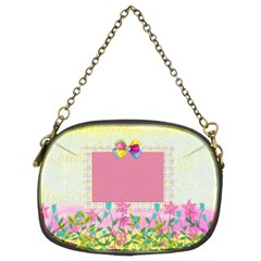 Eggzactly Spring Purse 1 By Lisa Minor   Chain Purse (two Sides)   39b7ys1hharn   Www Artscow Com Back
