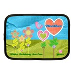 heather s laptop case - Netbook Case (Medium)