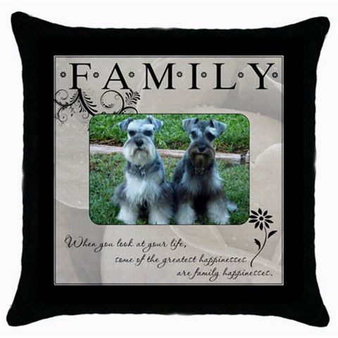 Hobbs By Rosslyn   Throw Pillow Case (black)   H2wagtxkw92g   Www Artscow Com Front