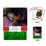 Dali Playing Card - Playing Cards Single Design