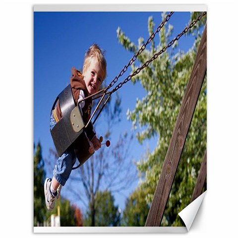 Rylan Swinging Canvas By Peggy   Canvas 36  X 48    D3ct6ok1hsaq   Www Artscow Com 48 x36 Canvas - 1