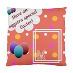 Eggstra special Easter cushion case - Standard Cushion Case (Two Sides)