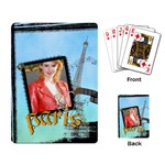 Travel theme - Playing Cards Single Design